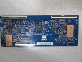 VIZIO E550I-B2 T-CON BOARD 55T10-C08 / T550HVN03.2 / 5555T10C04