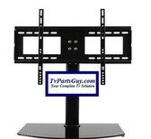 """Universal TV Stand / Base with Optional Wall Mount Included  37"""" - 55"""" Plasma , LCD & LED TV's"""