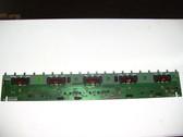 TOSHIBA 52RV535U MASTER INVERTER BOARD SSI520A_20A01 / INV52S20A(M) / LJ97-01810A
