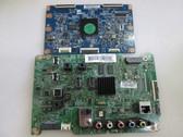 SAMSUNG UN50H6201AFXZA MAIN & T-CON BOARD SET BN41-02245A & T500HVN09.1 / BN94-07869A & 5550T26C03