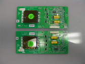 PANASONIC TC-L32U22 INVERTER BOARD SET 6632L-0620A & 6632L-0621A