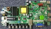 CHANGHONG LED32YC1600UA MAIN BOARD/POWER SUPPLY 999A4XH0 / JUC7.820.00103445