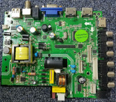 PROSCAN PLDV321300C MAIN BOARD / POWER SUPPLY 3393A150 / ZP.VST.3393.A