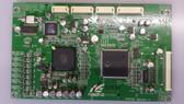 "TV LCD 26"" ,JVC,  LT-26X466, CIRCUIT BOARD, QAL0754-001, M975D4"