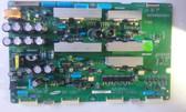 """TV PLASMA 42"""" ,AKAI, PDP4298ED1, SUSTAIN BOARD, LJ92-01256B, LJ41-02668B"""