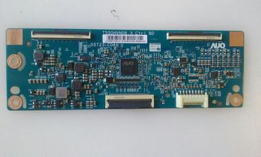 """TV LED 50"""" ,SAMSUNG, UN50J5200AFXZA, T-CON BOARD, 55.50T26.C21, T550HVN08.3/55T23-C0A"""