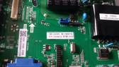 "TV LED 50"", SCEPTRE ,X50, MAIN BOARD/POWER SUPPLY, 50043393B01230 ,TP.MS3393.P712"