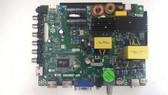 AVERA 50AER10 MAIN BOARD / POWER SUPPLY TP.MS3393.PC822 / B16010201