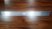 "LG 55"" LED Light Strip set in metal casing 6922L-0127A & 6916L-1724C & 6916L-1726C"