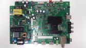 TCL 32S3750 MAIN BOARD / POWER SUPPLY 40-UX38M0-MAD2HG / V8-UX38001-LF1V032