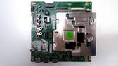 LG 55UJ6540 MAIN BOARD EAX67146203 / EBT64616203