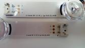 LG 50LB6100 LED Light Strips Complete set 140218