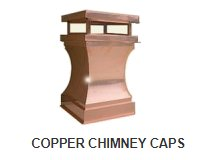 copper chimney cap selections at weathervane and cupola shoppe