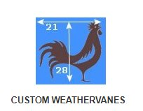 custom weathervanes from weathervane and cupola shoppe