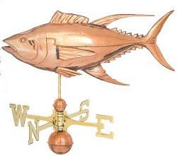 Weathervane Polished Yellow Fin Tuna