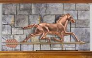 Large Horse Mantel Weathervane