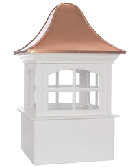 Good Directions Greenwich Vinyl Cupola 60in. square x 97in. high