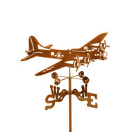 Airplane-B-17 Weathervane With Mount
