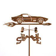 Car-Corvette C3 Weathervane With Mount
