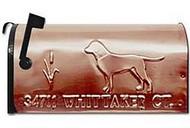 Mailbox - Copper: Labrador