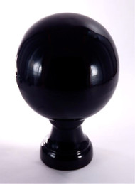 Finial - Small Londoner- Black Gloss