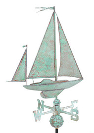 Weathervane - Sailboat