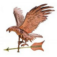 Weathervane - Polished Jumbo Eagle