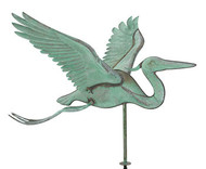 Weathervane - Heron