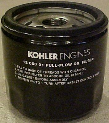 Kohler 12-050-01-S Oil Filter