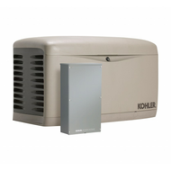 Kohler 14RESAL-100LC16 14kW Generator with 100A 16-circuit Transfer Switch