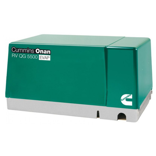 Cummins Onan 5.5HGJAB-7103 QG 5500W EVAP Gasoline RV Generator