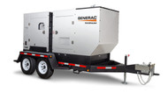 Generac MMG130D 90/98kW Mobile Diesel Generator with John Deere Engine