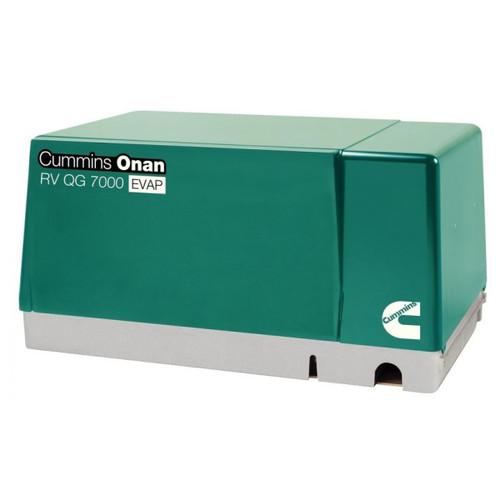 Cummins Onan 7HGJAB-6756K QG 7000W EVAP Gasoline RV Generator