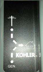 Kohler GM84662 Transfer Swtch Status Indicator