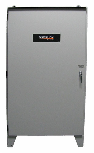 Generac RTSN600K3 600A 3Ø-277/480V Nema 3R Automatic Transfer Switch