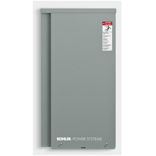 Kohler RXT-JFNC-100ASE 100A 1Ø-120/240V Service Rated Nema 3R Automatic Transfer Switch