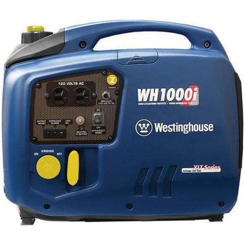 Westinghouse WH1000i 1000W Digital Inverter Generator