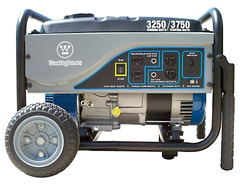 Westinghouse WH3250C 3250W Portable Generator (CARB Compliant)
