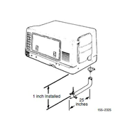 Cummins 155-2325 Exhaust Tube Kit