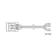 Cummins Onan 300-4946 Remote Pigtail Harness