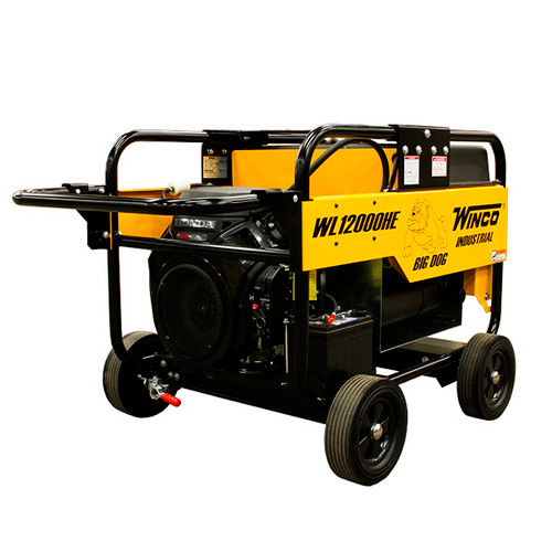 Winco 16199-032 Industrial 4-Wheel Dolly Kit