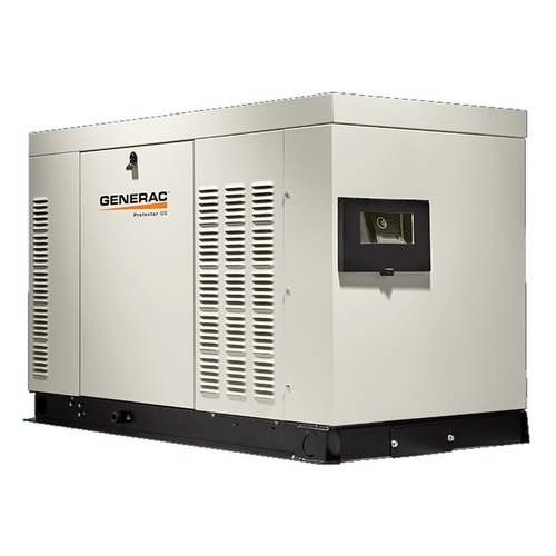 Generac Protector QS Series RG02724 27kW Generator