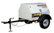 Generac MLG15M 13kW Mobile Light Towable Diesel Generator with Mitsubishi Engine