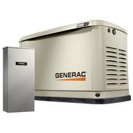 Generac Guardian 7032 11kW Generator with Wi-Fi & 100A 16-circuit Transfer Switch