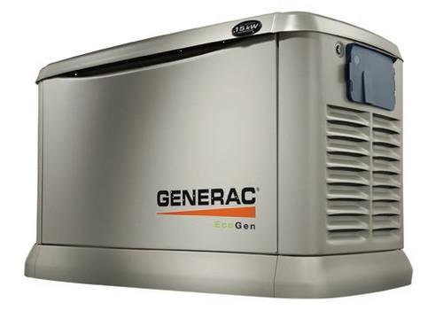 Generac EcoGen 7034 15kW Generator for Off Grid Applications