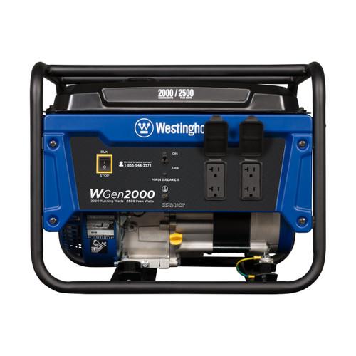 Westinghouse WGen2000 2000W Portable Generator