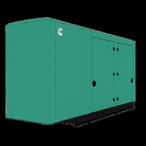 Cummins RS125 Quiet Connect Series 125kW Generator