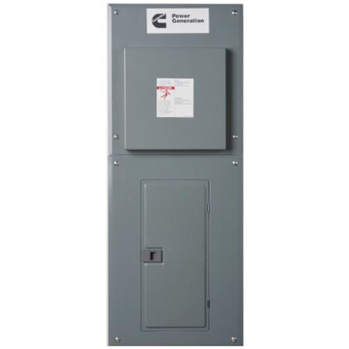 Cummins RA100INT 100A 1Ø-120/240V Nema 1 Automatic Transfer Switch with 20-circuit Load Center