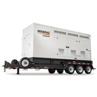 Generac MGG350 297kW Mobile Gaseous Generator
