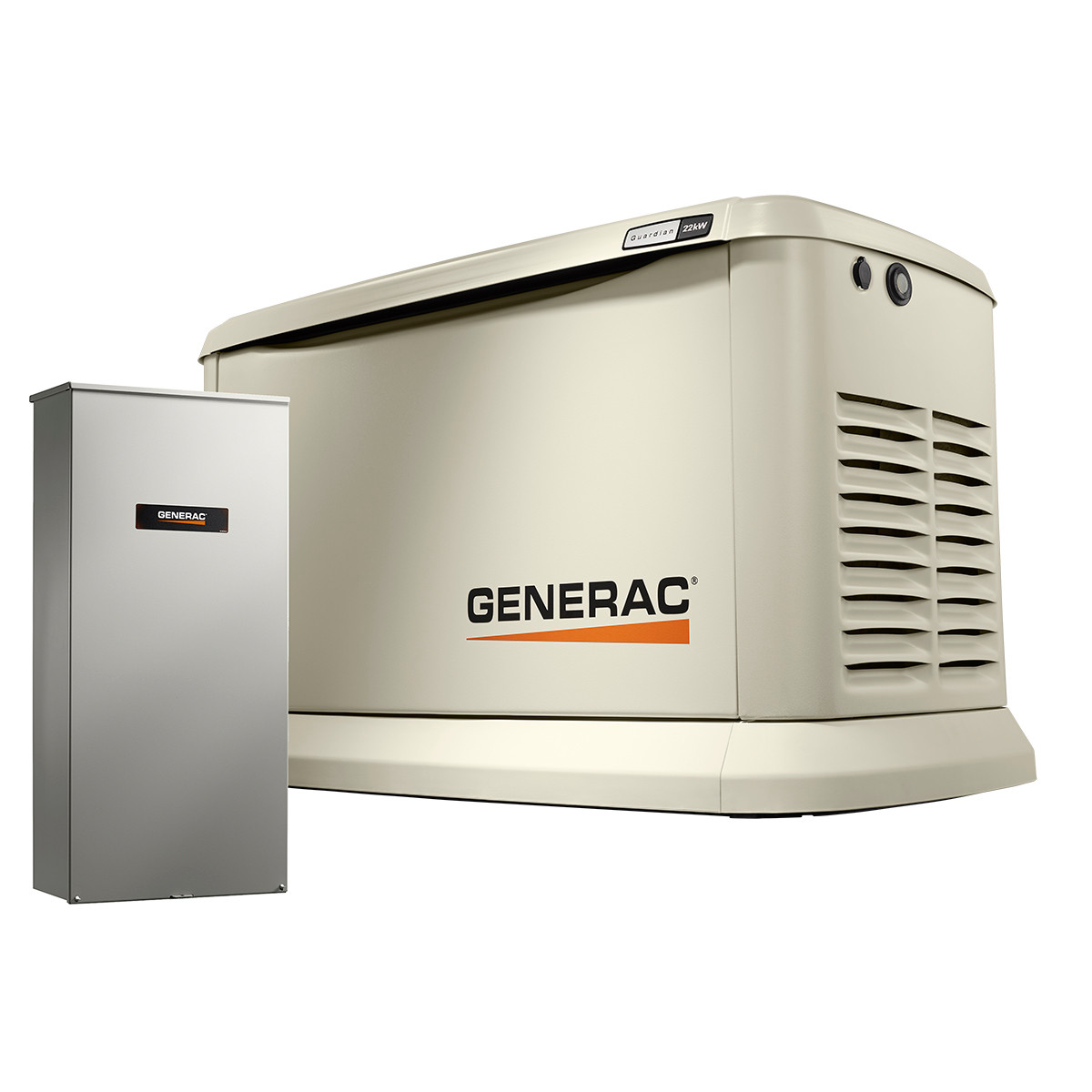 Generac 70432 22kw Guardian Generator With Wi Fi 200a Se Transfer Switch Wiring